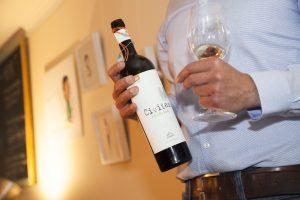 Wijnklas Wijnproeverij Den Haag met uitleg bij elke wijn