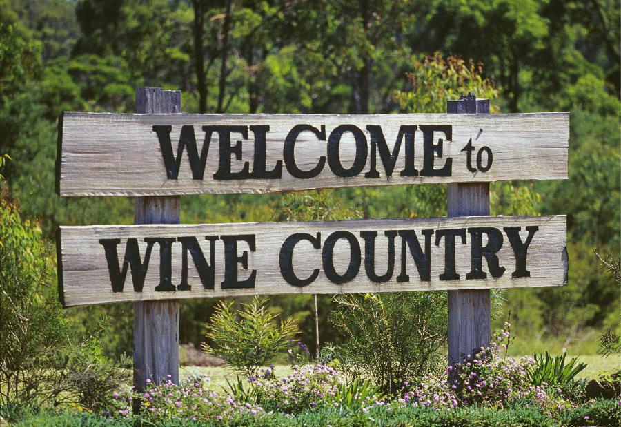 welkom in wijnland