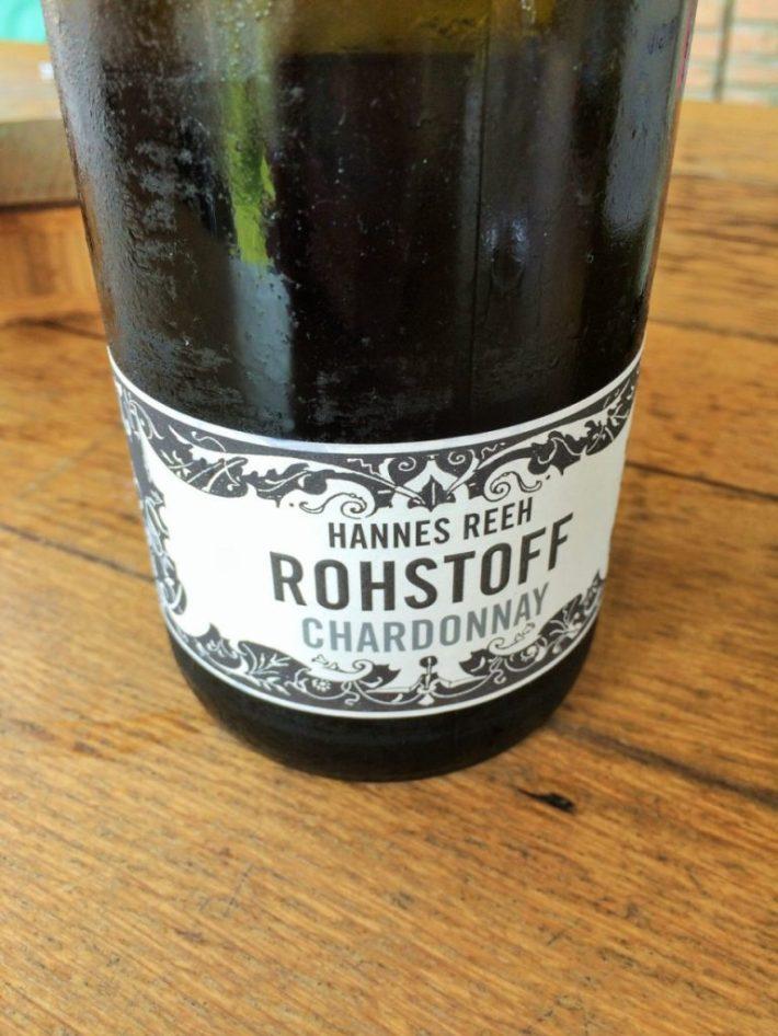 Dorst wijnfestival: Rohstoff