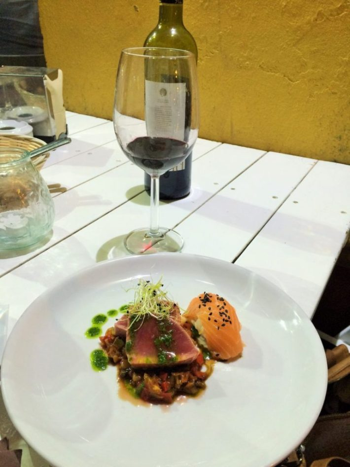 Leuke restaurants in Sevilla