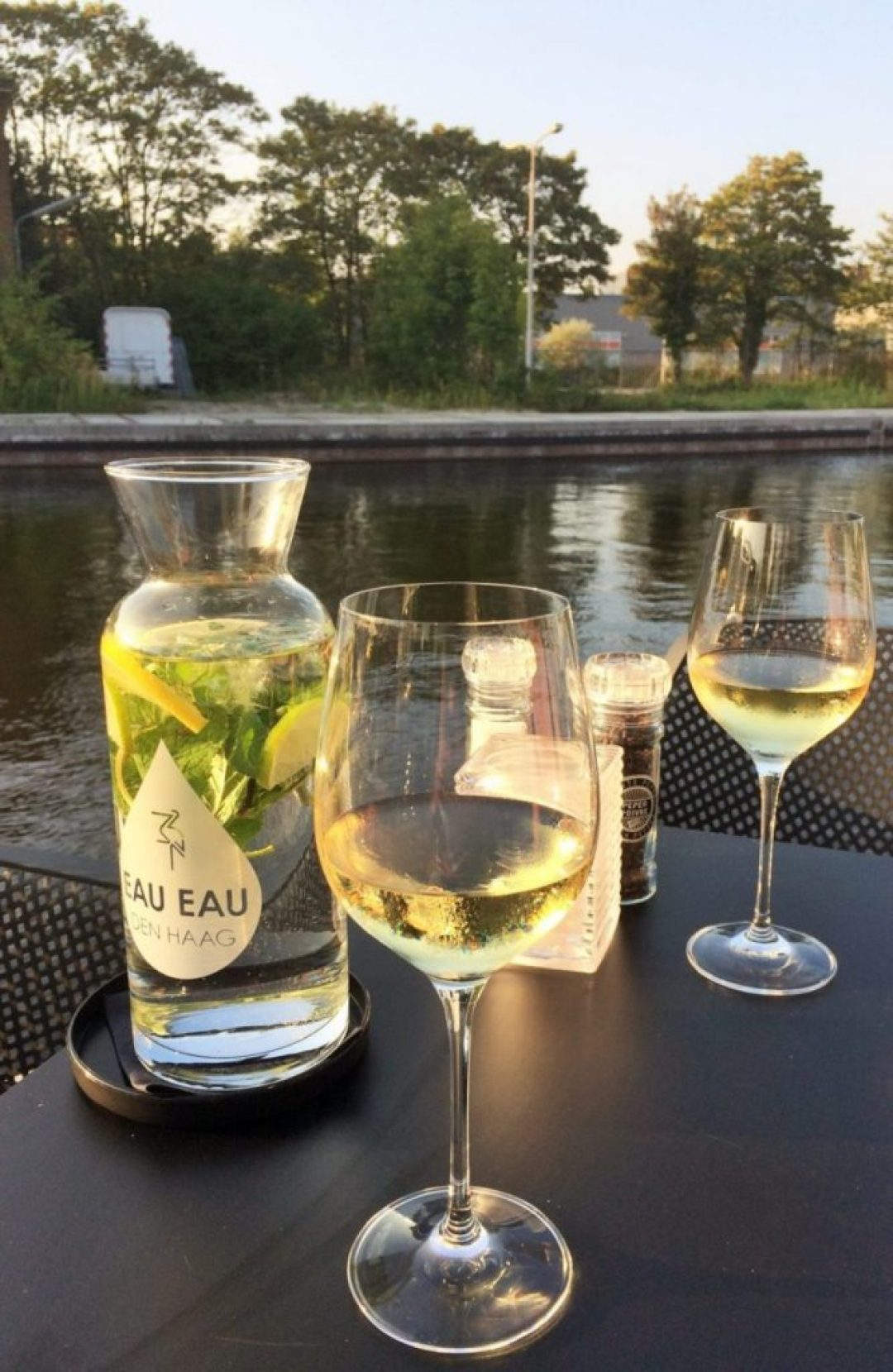 leukste terrassen in Den Haag: Carpiole