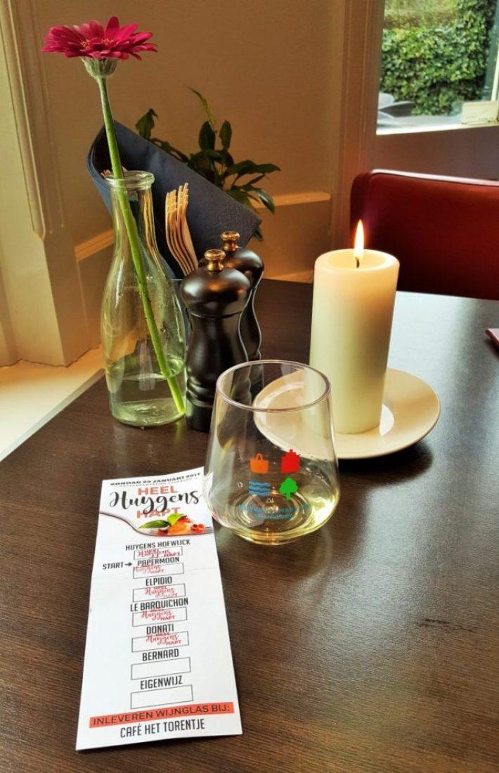 Leuke restaurants voor lekker uit eten in Voorburg: restaurant Donati