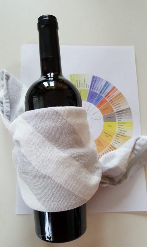 wijn blind proeven