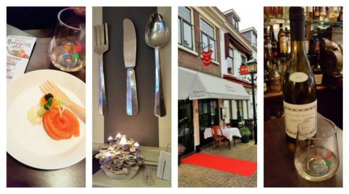 Leuke restaurants voor lekker uit eten in Voorburg: restaurant Le Barquichon