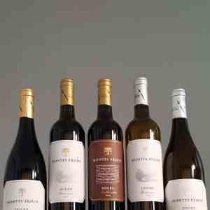 Montes Ermos wijn