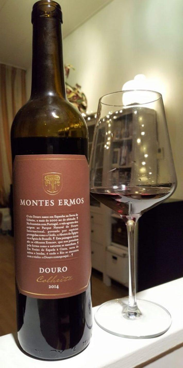 Montes Ermos wijn uit Portugal