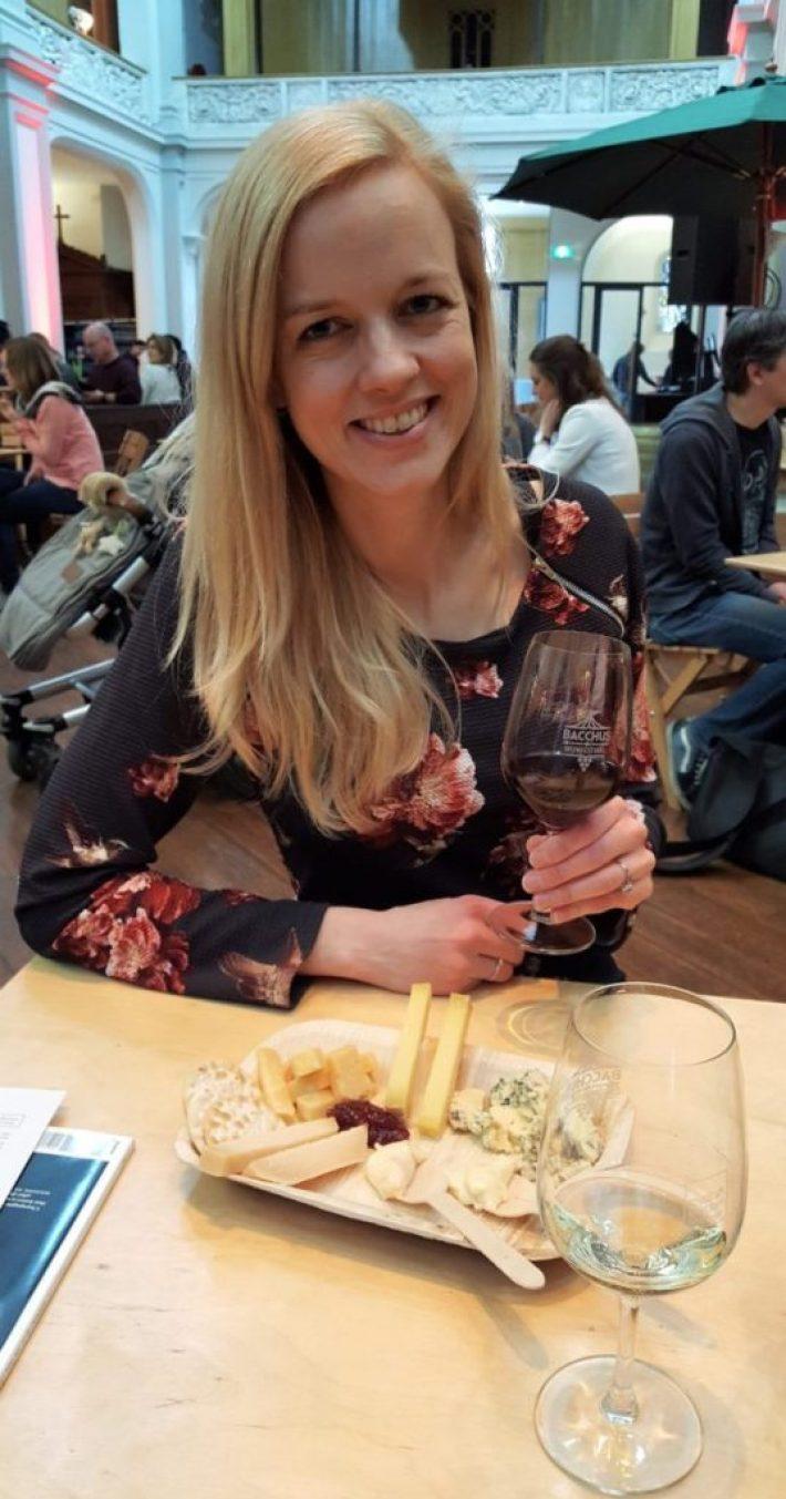 Bacchus wijnfestival: lekkere kaas