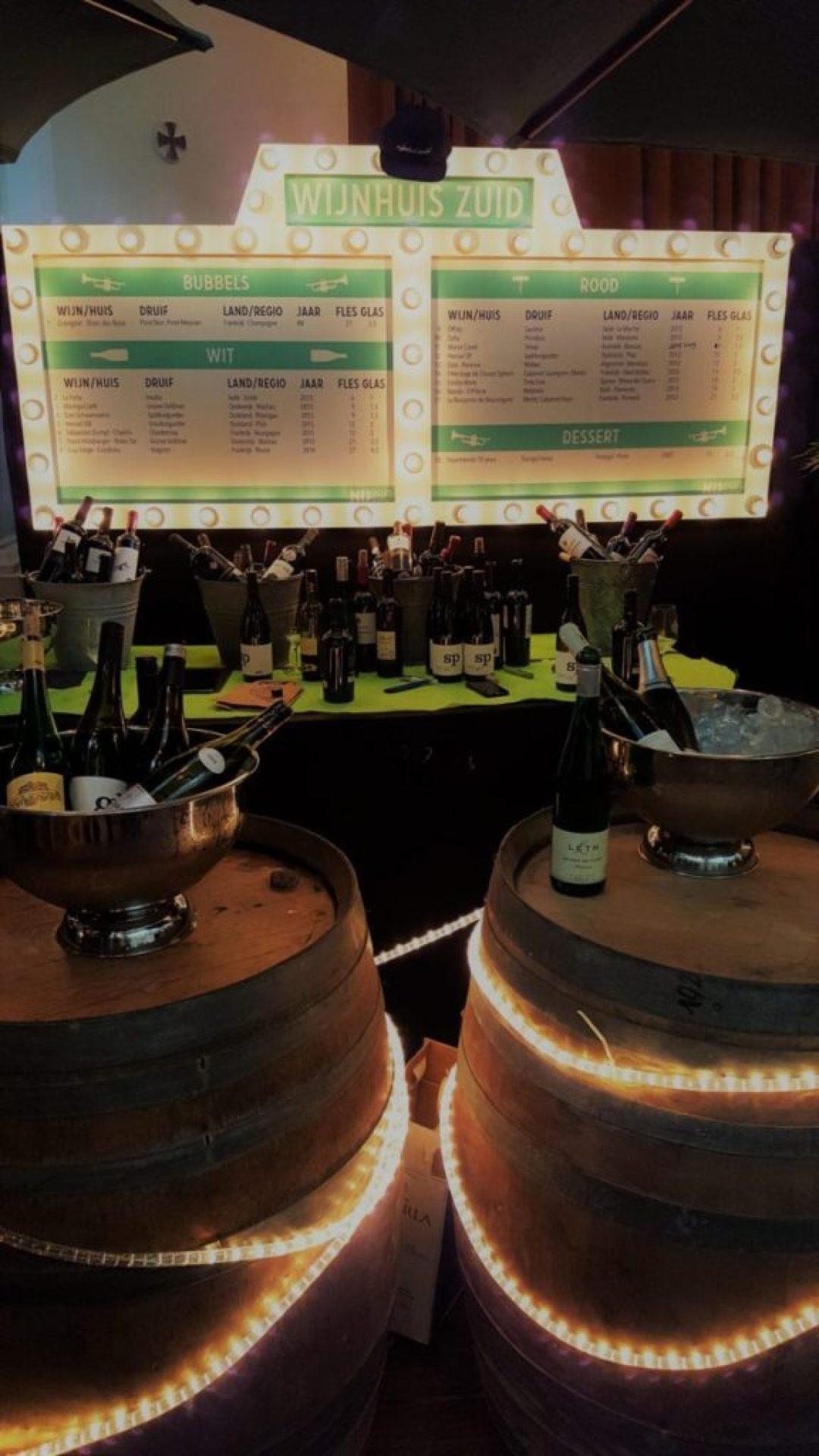 wijnfestival bacchus