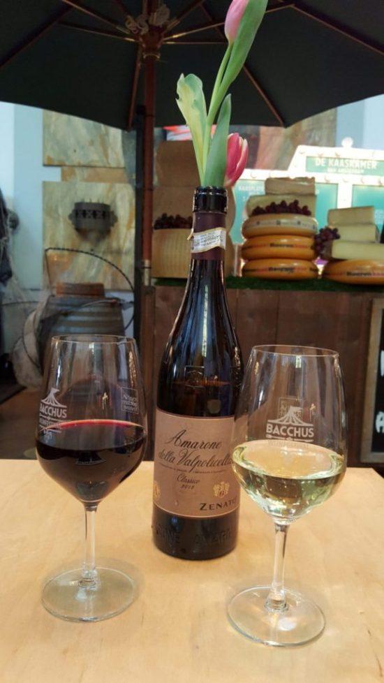Bacchus wijnfestival