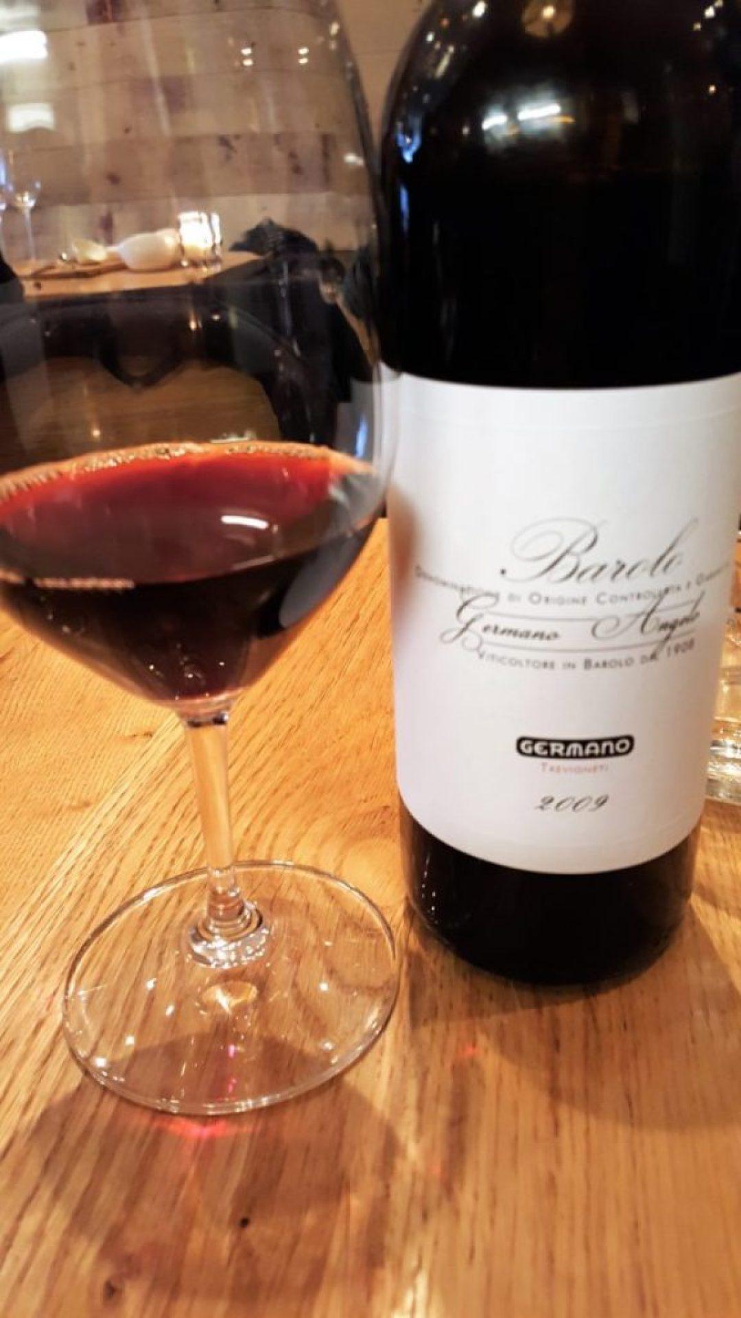 Wijn bij Stijn