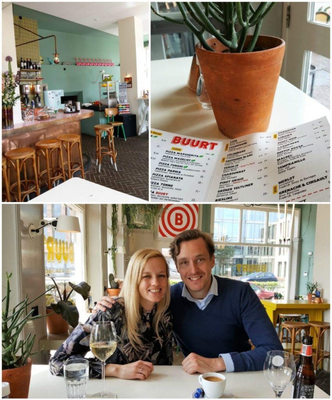 leuke restaurants in den bosch: BUURT