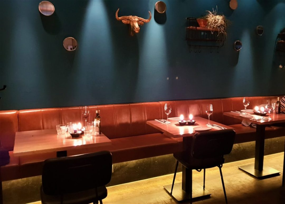 Leuke restaurants in Leiden: Aperitivo interieur