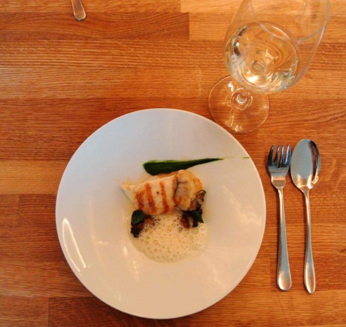 restaurant Fris in Haarlem: scholfilet