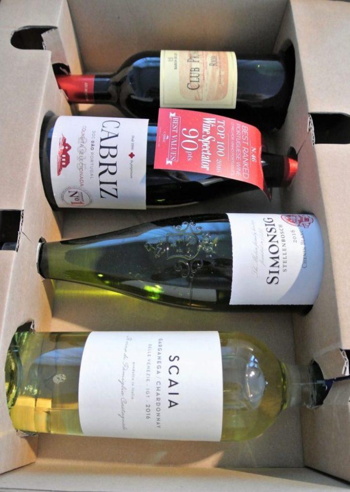 Wijnabonnement Vinoos