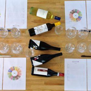 wijnproeverij thuis organiseren