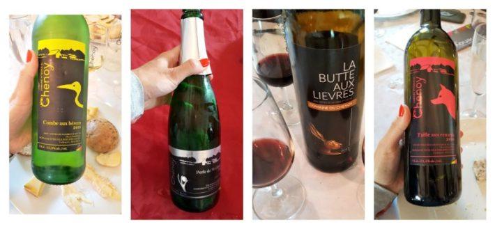 Belgische wijn: Chenoy wijn