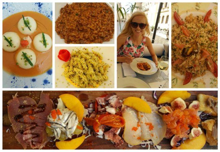 op vakantie naar Sicilië: eten Sicilië