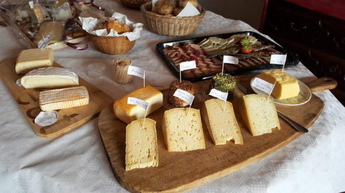 Belgische wijn: lunch met kaas