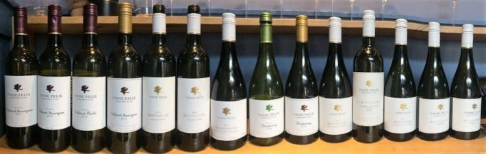 Australische wijn proeven: Vasse Felix wijn