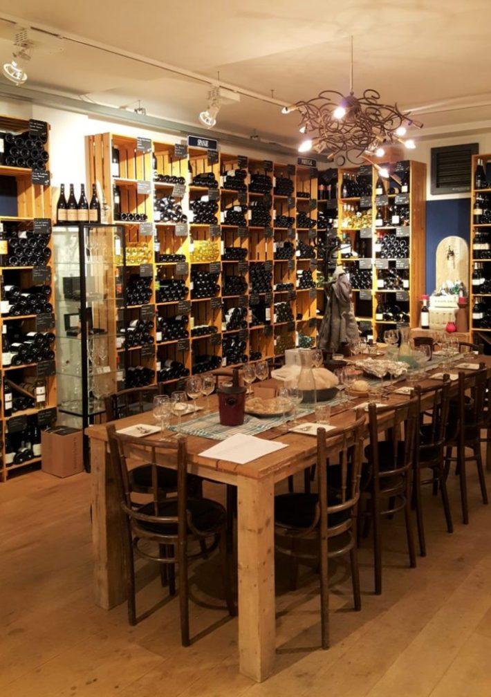 Turkse wijn: proeftafel