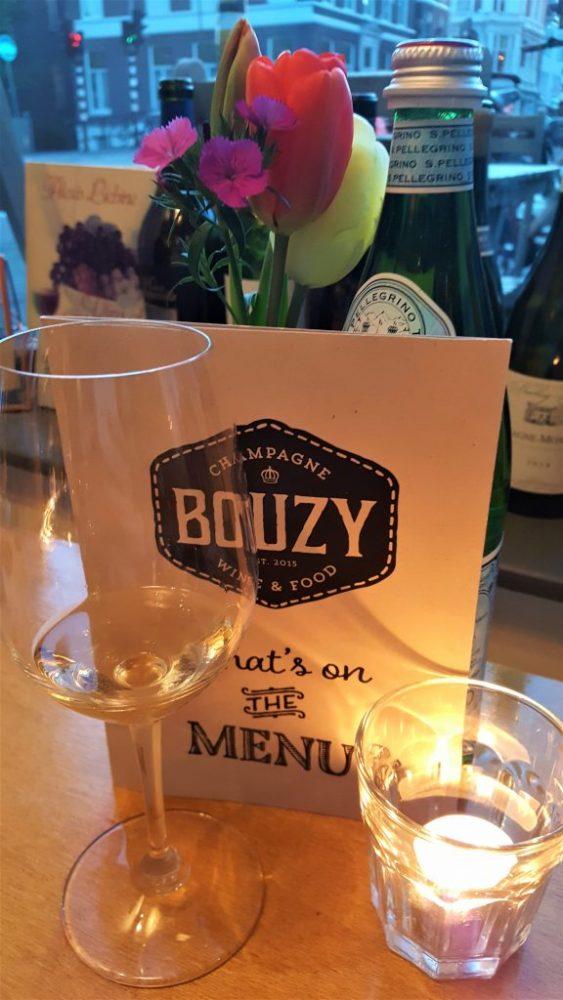 Wijnbar Bouzy Denneweg Den Haag