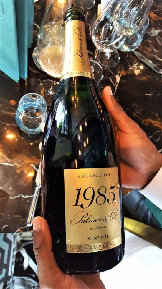 Palmer Champagne