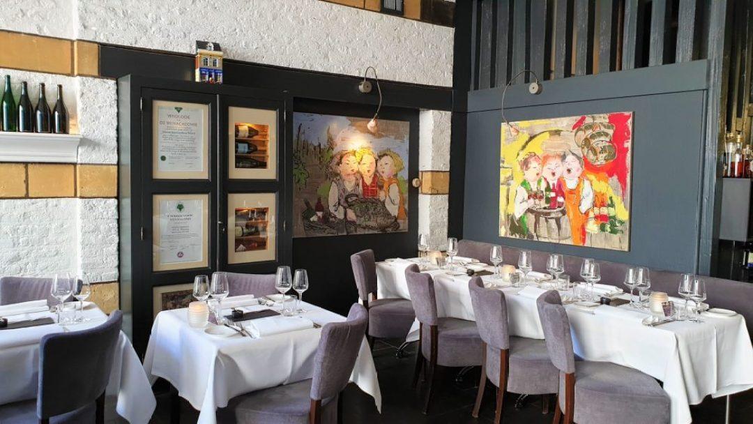 wijnreis naar Limburg: wijnrestaurant Mes Amis