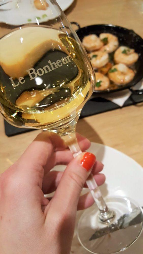 restaurant en wijnbar le Bonheur Barendrecht