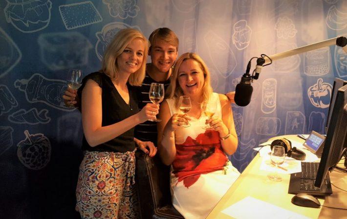 radio interview wijntjes met esther