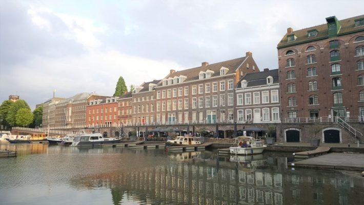 Borrelen en eten in Maastricht: bassin