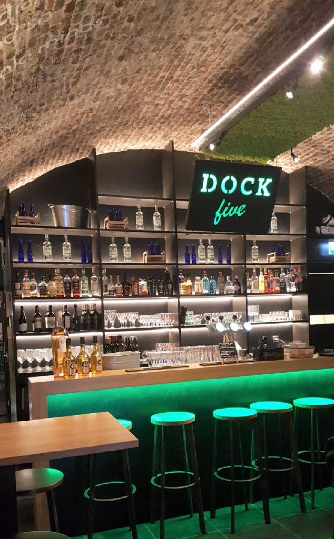 Tips voor eten in Maastricht: Dock Five