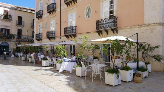 leuke restaurants op Sicilië