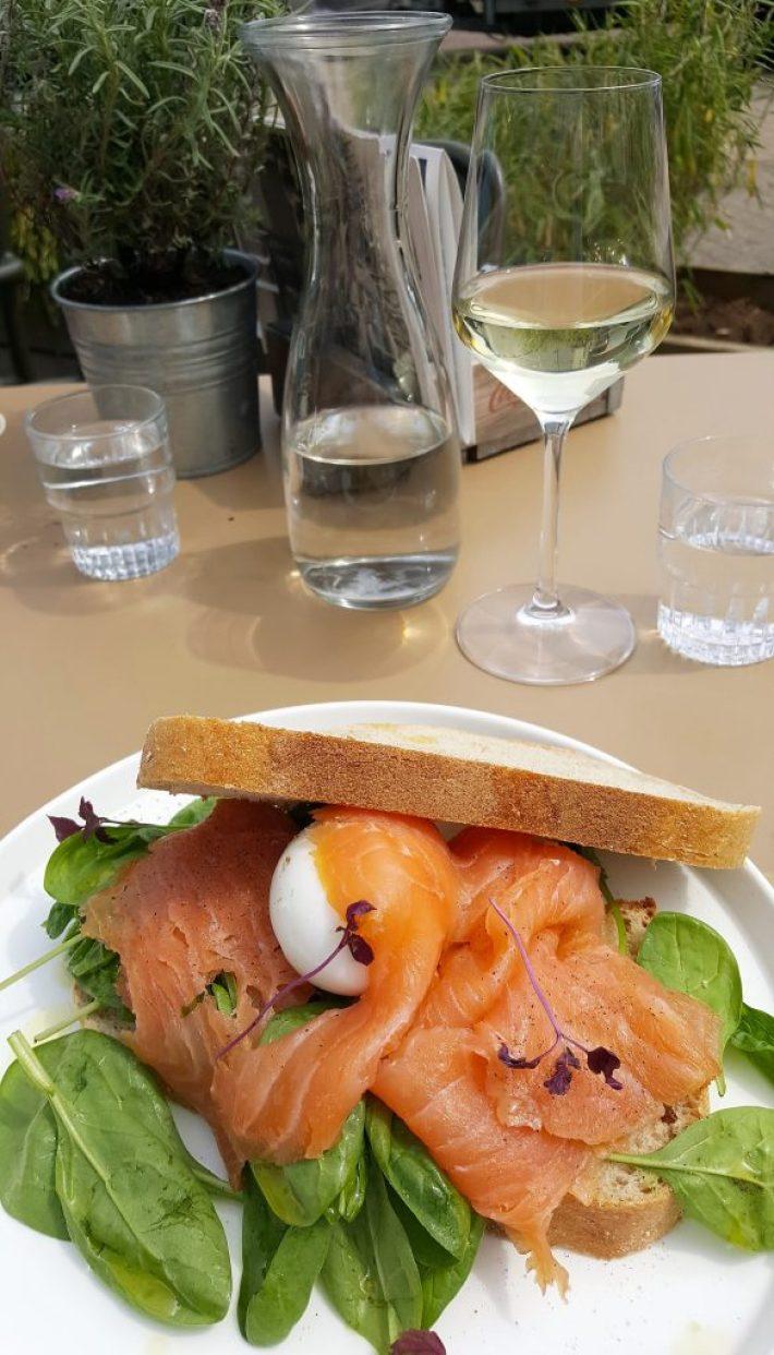 Borrelen en eten in Maastricht: tapijn lunch