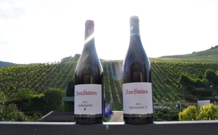 Wijnreis naar wijngebied de Ahr in Duitsland: Max Schell uitzicht