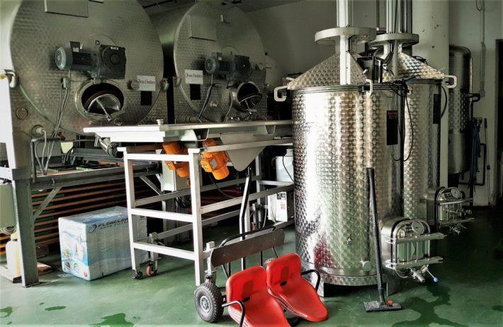 Wijnreis naar wijngebied de Ahr in Duitsland: Jean Stodden tanks