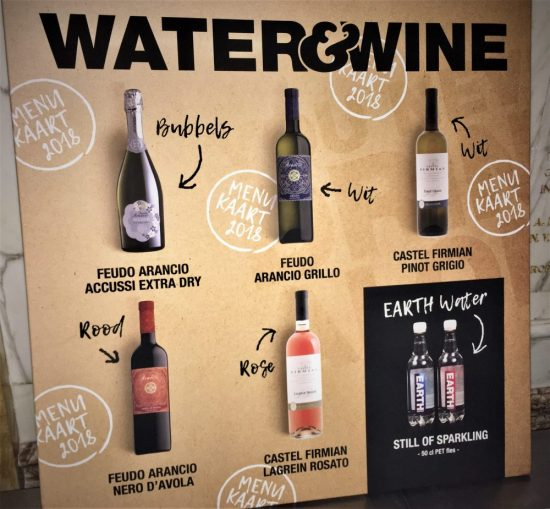 Water & Wine evenement