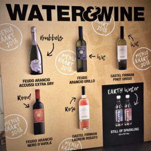 Water & Wine evenement