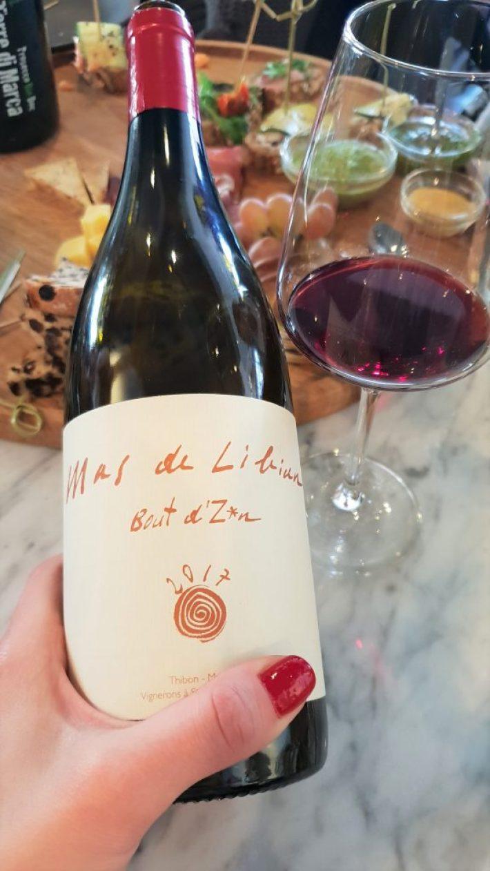 high wine bij Anne & Max