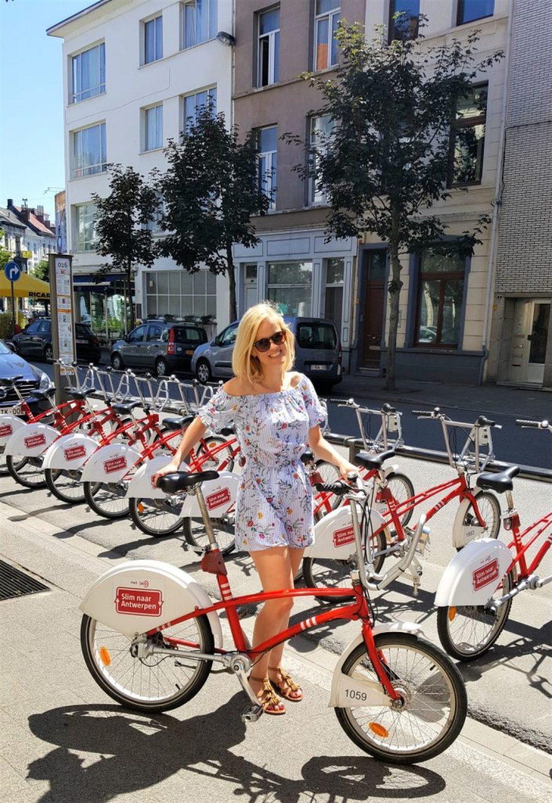 Leukste restaurants Antwerpen tips: fietsen!