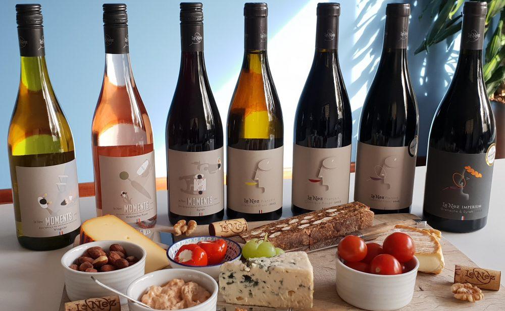 wijnen van Le Nez