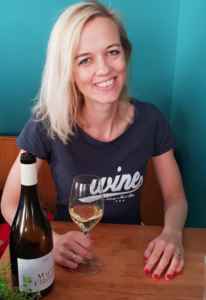 wijn cadeau voor een wijnliefhebber: Wijn shirt