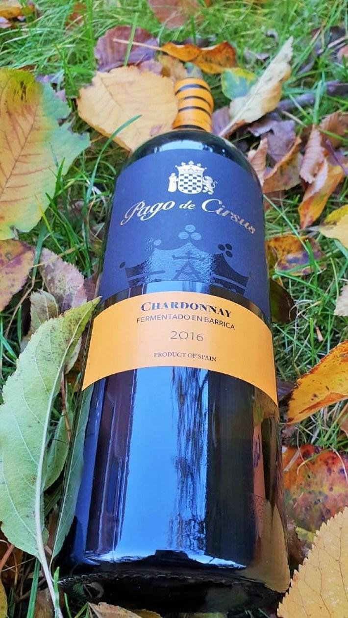 Spaanse Chardonnay wijn