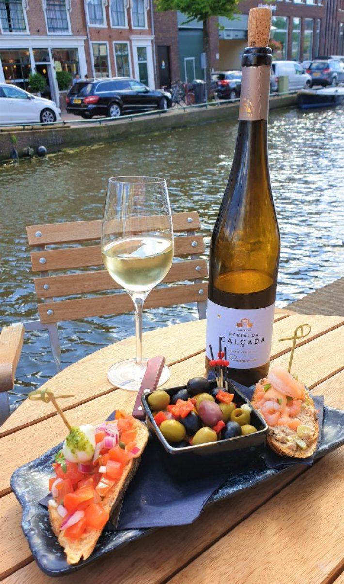 Leuke restaurants Leiden: Proeflokaal 1574