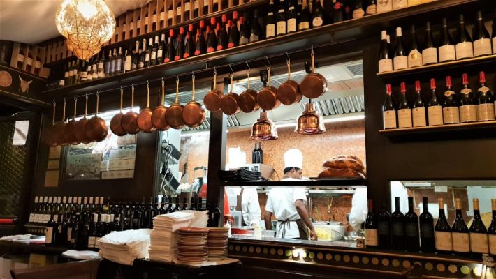 Leuk restaurant in Verona Italië: restaurant Alcove Del Frate