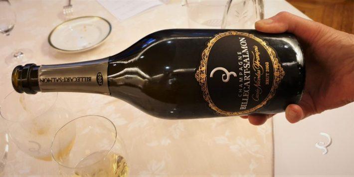 Champagne Brut Cuvée Nicolas Francois Billecart 2002