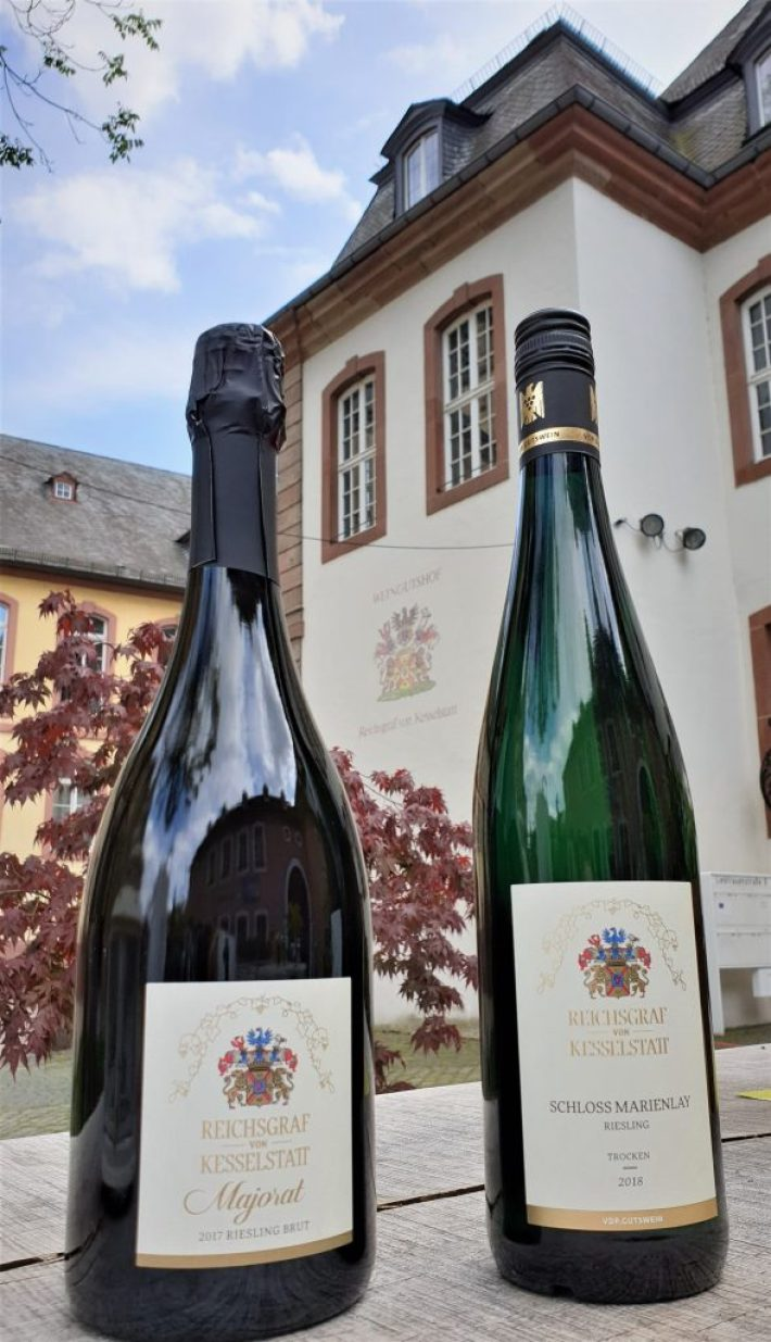 Reichsgraf von Kesselstat wijn