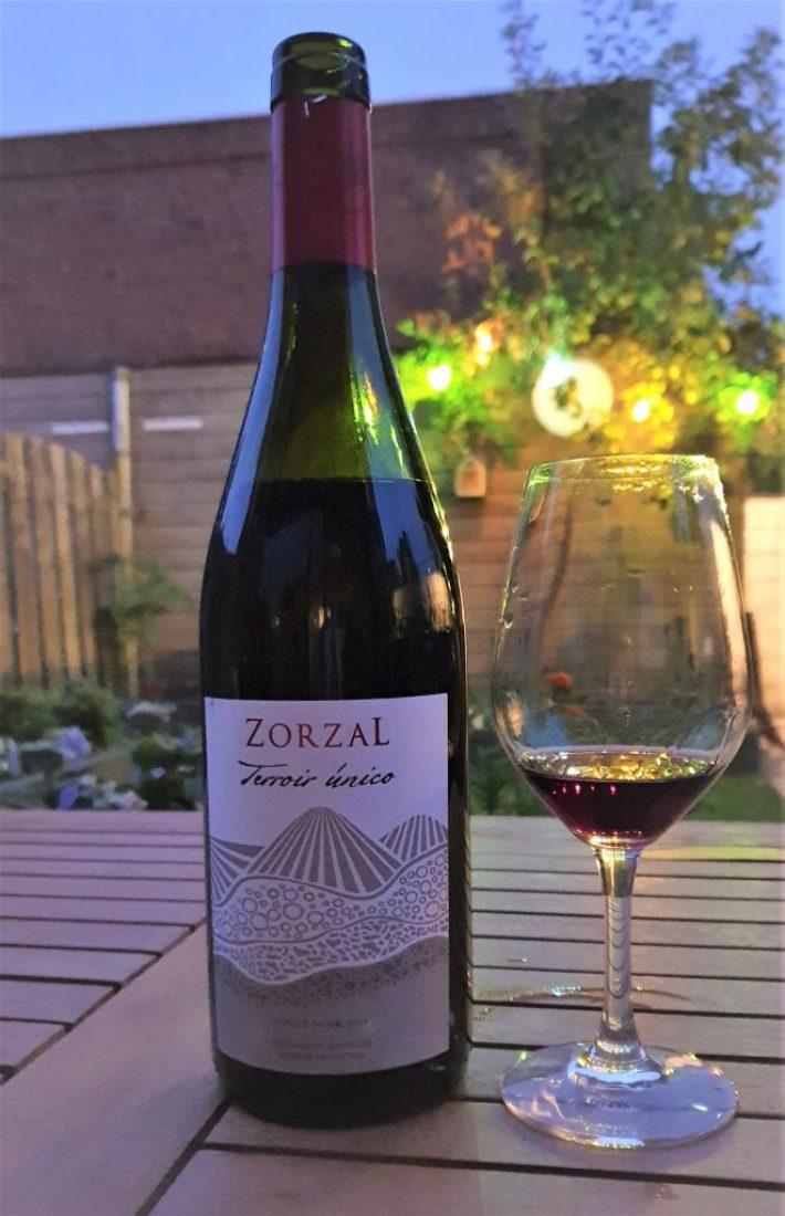 Zorzal Pinot Noir
