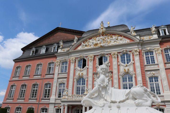 keurvorstelijk paleis Trier