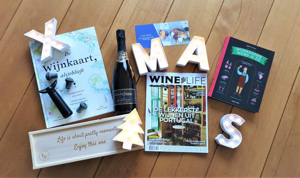 Kerst cadeautips voor de wijnliefhebber