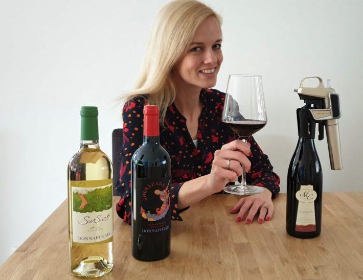 wijn cadeau voor een wijnliefhebber: Coravin